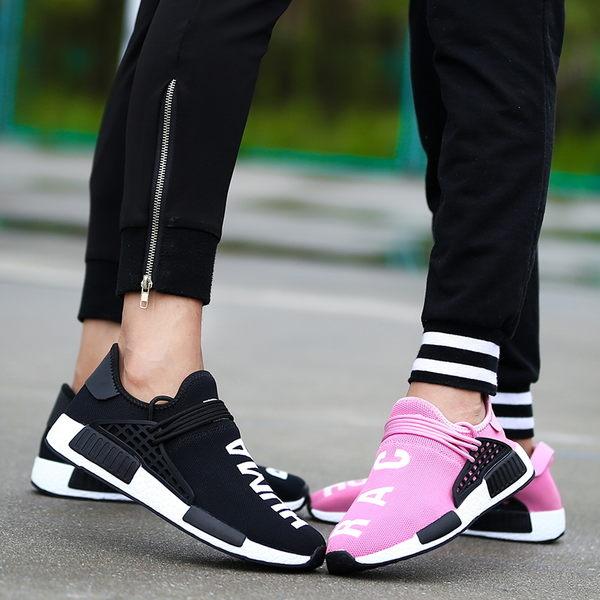 情侶運動鞋 透氣跑步鞋 男鞋 E3118