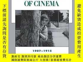 二手書博民逛書店The罕見Transformation Of Cinema, 1907-1915Y256260 Bowser,
