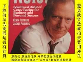 二手書博民逛書店Nuts罕見! Southwest Airline s Crazy Recipe for Business and