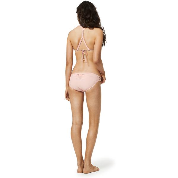 Piha 知名進口泳裝品牌? TRIMMED LOOP PANT 比基尼褲-女(粉)