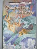 【書寶二手書T2/語言學習_OMU】Wonder Tales from Greece(希臘神話故事)_Margery G