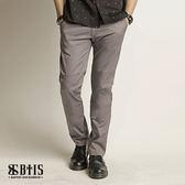 【BTIS】隱形口袋長褲 / 鐵灰色