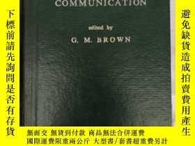 二手書博民逛書店space罕見radio communication(H1728
