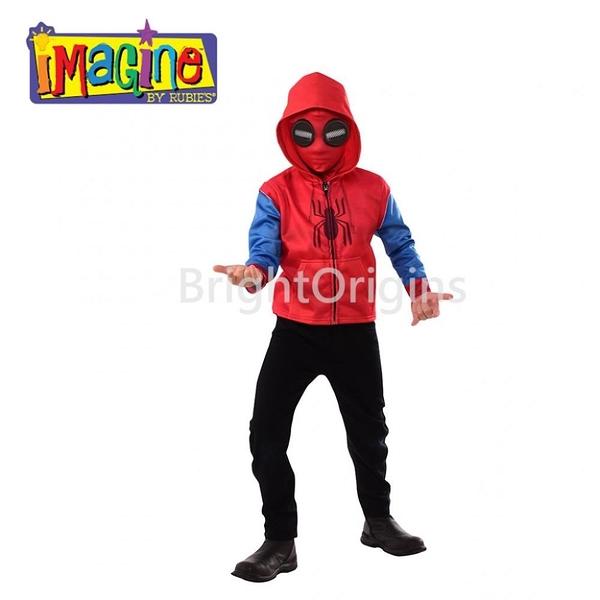 【南紡購物中心】美國imagine 裝扮服飾 - 蜘蛛人外套(G31933)