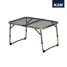 【南紡購物中心】【KAZMI】KZM 迷你鋼網折疊桌-早點名露營生活館
