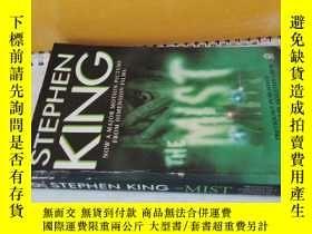 二手書博民逛書店the罕見mistY125109 stephen king 著 a signet book ISBN:978