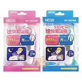 加送100元全聯禮卷NISSEI 日本精密 迷你耳溫槍 (本體+收納盒+耳套4個) MT-30CPLB MT-30CPLR