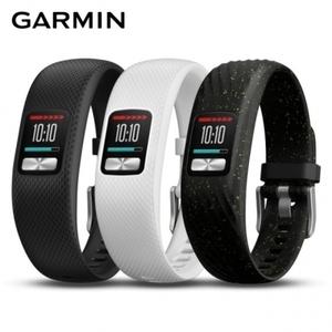 Garmin Vivofit 4 智慧手環 彩色螢幕 一年免充電標準-白