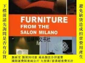 二手書博民逛書店【罕見】Furniture From The Salon Mil