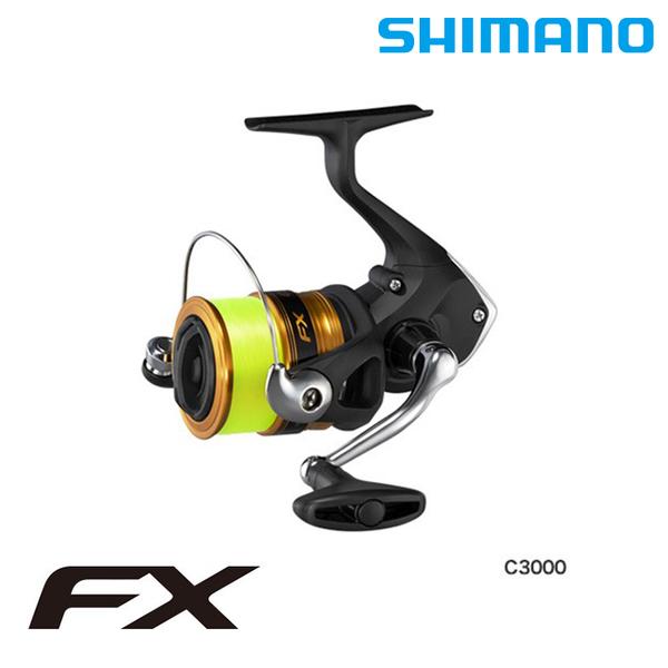 漁拓釣具 SHIMANO 19 FX 4000 SCM [紡車捲線器]