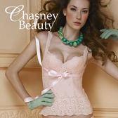 Chasney Beauty-Puro純棉B機能馬甲(淡粉)