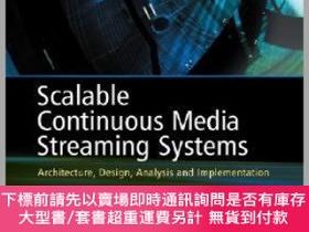 二手書博民逛書店預訂Scalable罕見Continuous Media Streaming Systems - Architec