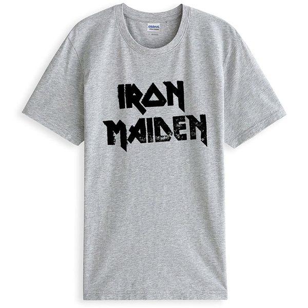 Iron Maiden短袖T恤-3色 鐵娘子 樂團 搖滾 金屬 Heavy Metal
