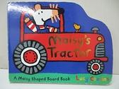 【書寶二手書T1/少年童書_B3X】Maisy's Tractor_Lucy Cousins