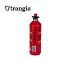 丹大戶外用品【Trangia】瑞典 Trangia Fuel Bottle 燃料瓶 / 1 公升 / 經典紅 506010