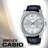 CASIO手錶專賣店 MTP-E138L-7A 時尚紳士 指針型 男錶 真皮錶帶
