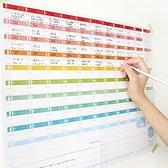 【BlueCat】Slimming100天瘦身百日計畫表/減肥表
