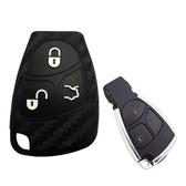 BENZ 碳纖紋鑰匙套 W463 W221 W222 C216 W212 W210 W211 W204 W203