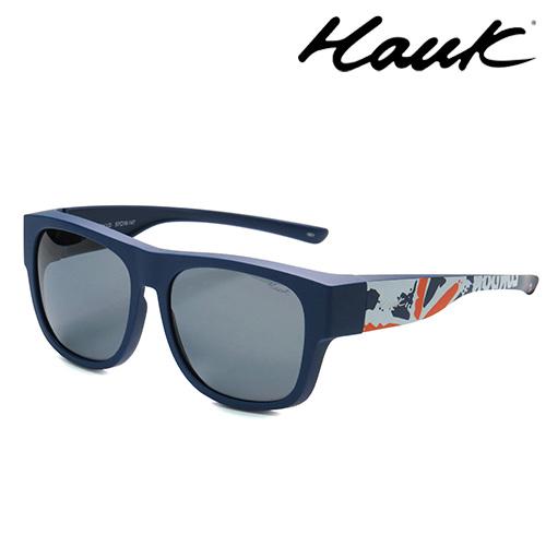 HAWK偏光太陽套鏡(眼鏡族專用)HK1603UK-LO