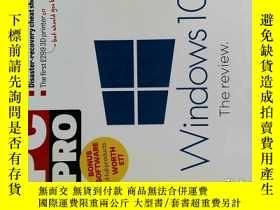 二手書博民逛書店PC罕見PRO Magazine 2015年9月 個人電腦雜誌 可用樣板間道具雜誌Y14610