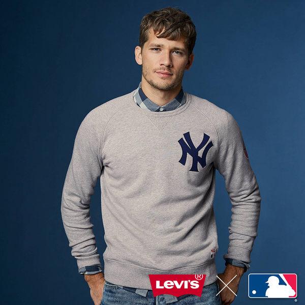 大學T 男裝 / LEVI'S® X MLB 紐約洋基 / 限量聯名