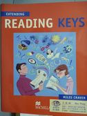 【書寶二手書T9/語言學習_PMV】Extending-Reading Keys_Miles Craven_樣書
