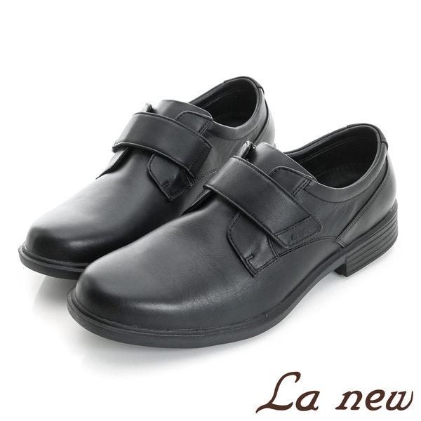 【La new Outlet】生活防水系列 飛彈輕量紳士鞋(男223035031)