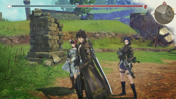 PS4 蒼藍革命之女武神 -中文版