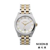 【酷伯史東】NIXON MONOPOLY 輕奢 香檳金X銀 顯白 潮人裝備 潮人態度 禮物首選