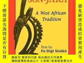 二手書博民逛書店The罕見Epic Of Son-jara: A West Af