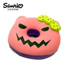 粉色款【日本進口】凱蒂貓 Hello Kitty 雙色 甜甜圈 捏捏吊飾 吊飾 捏捏樂 軟軟 squishy 三麗鷗 - 621023