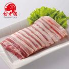 松香豬五花肉薄片(100g/包) 日安食材