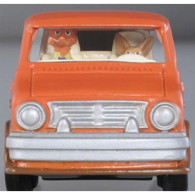 TOMICA多美迪士尼小汽車 動物FUN城市 小狐狸車 Disney motors