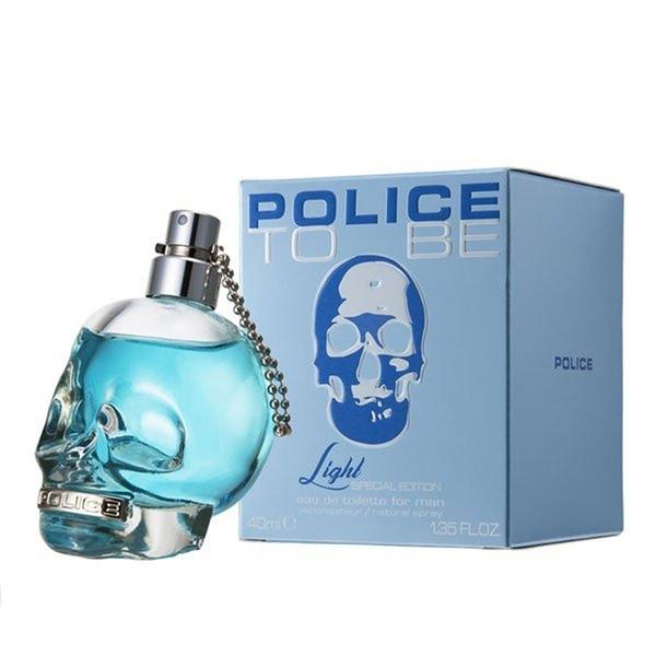 Police 無盡光輝中性淡香水 40ml Vivo薇朵