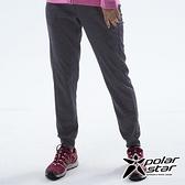 PolarStar 女 運動保暖褲『暗灰』 P18402 台灣製造 休閒 登山 露營 瑜珈 慢跑 居家 運動褲