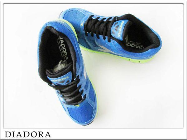 『雙惠鞋櫃』◆DIADORA迪亞多那 ◆ 男款運動慢跑鞋◆ (DA3006) 藍