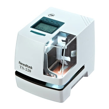 優利達 Needtek TS-220 多功能印時鐘 (台灣製) 適用於銀行、證券公司、停車場計時收費