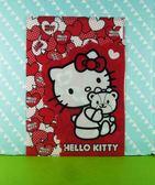 【震撼  】Hello Kitty 凱蒂貓文件夾40TH 紅【共1 款】