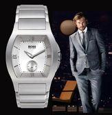 【僾瑪精品】Hugo Boss 羅馬時尚酒桶型日期個性腕錶-37mm/H1512042
