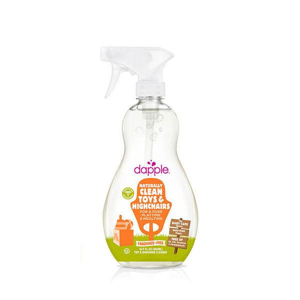 美國 Dapple 天然玩具清潔濆霧-無香精 500ML