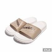 KANGOL 拖鞋 橡膠 防水 耐磨-6125162101