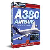 【軟體採Go網】PCGAME-模擬飛行X / 模擬飛行2004-A380空中巴士 A380 AIRBUS 盒裝完整版