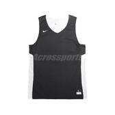 Nike 背心 Tank Reversible Vest 黑 白 男款 雙面反穿 籃球 訓練 【ACS】 867766-012
