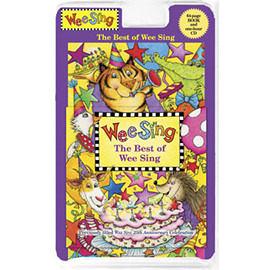 【麥克書店】兒童歌謠經典系列- THE BEST OF WEE SING /樂譜+CD《歌謠.歌唱遊戲》