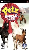 PSP Petz Saddle Club(美版代購)