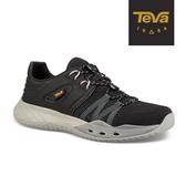 丹大戶外【TEVA】KANGAROOS 女 Terra-Float Churn 輕量水陸休閒鞋 深灰 1099435BLK