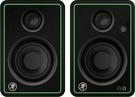 音響世界-美國MACKIE新款CR4-X錄音室級50W監聽多媒體喇叭-5.1加贈郵差包-附Pro Co升級線材
