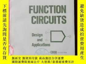 二手書博民逛書店function罕見circuits (P410)Y173412