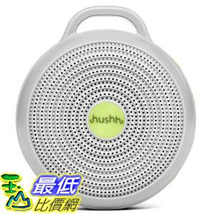 [美國直購] Marpac 3HUS1GYGN Hushh For Baby, Portable White Noise Sound Machine Gray 攜帶式 除噪助眠機