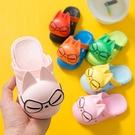 全館83折 寶寶拖鞋夏女1-3歲防滑2嬰幼兒男女童室內可愛防滑軟底家用小公主